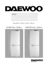 Buy Deewoo ERF-417AI (E) Operating guide by download #168151