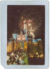 Buy CA Anaheim Amusement Park Postcard Disneyland Fantasy In the Sky top_box3~244
