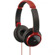Buy Jvc Riptidz Portable On-ear Headband Headphones (red)