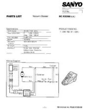 Buy Sanyo SCA114(PL6510304-00 11) Manual by download #175263