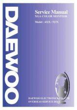 Buy DAEWOO MON523XSVC Manual by download Mauritron #184908