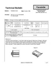 Buy Sharp TBSB1093 Technical Bulletin by download #139168