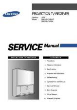 Buy Samsung SP61J5HFX BWTSMSCE01 Manual by download #165736