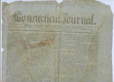 Buy CT New Haven Newspaper Title: Connecticut Journal Date: Jun-8-1796~18