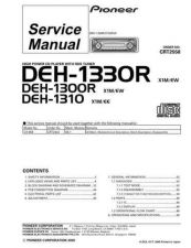 Buy PIONEER C2558 Service Data by download #148958