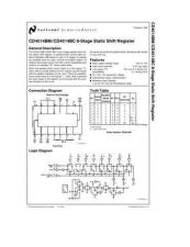 Buy SEMICONDUCTOR DATA 4014BJ Manual by download Mauritron #186894