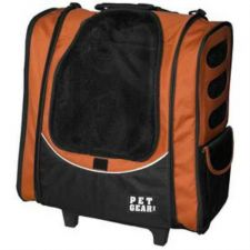 Buy Pet Gear I-GO2 Escort Pet Carrier Car Seat Backpack Copper