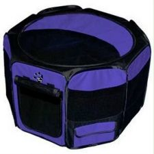 Buy Pet Gear Travel Lite Soft-Sided Pet Pen Large Lavender