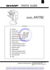 Buy Sharp ARFN3 PG GB(1) Manual by download #179617