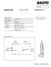 Buy Sanyo SC-770 Manual by download #175230