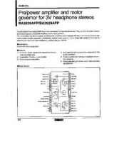 Buy INTEGRATED CIRCUIT DATA BA3528J Manual by download Mauritron #186586