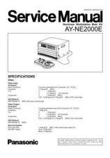 Buy MODEL AYNE2000 Service Information by download #123665