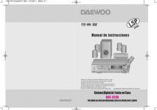 Buy Deewoo DHC-X200 (S) Operating guide by download #167544