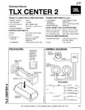 Buy INFINITY TLX CENTER2 TS Service Manual by download #151653
