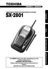 Buy Toshiba SX2980 Manual by download #172436