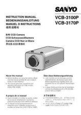 Buy Sanyo VCB-3170P Manual by download #177327