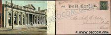 Buy CT New London Postcard Savings Bank Of New London Street Scene w/Trolley T~2154