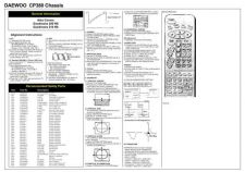 Buy Daewoo CP380 Schematics plus by download #146492