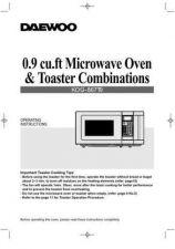 Buy Daewoo KOG-867T9 Manual by download Mauritron #184573