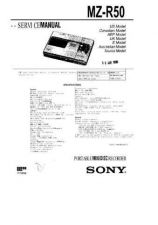 Buy SONY MZ-R50 CDC-1409 by download #159594