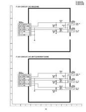 Buy Sharp VCMH722HM-012 Service Schematics by download #159204