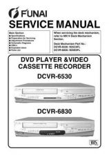 Buy Funai DCVR-6530 6830(H99LS LRFD by download #161623