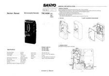 Buy Sanyo SM580128-00 11 Manual by download #176687