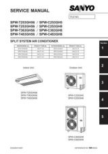 Buy SANYO S830034-SERVICE-TC Manual by download Mauritron #195926