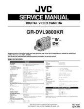Buy JVC GR-DVL9800KR by download #130860