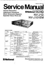 Buy MODEL NVRX1EG Service Information by download #124351