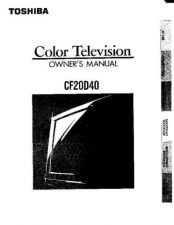 Buy Toshiba cf27c50 2 Manual by download #171904