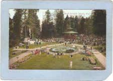 Buy CAN Vancouver Postcard Band Concert Stanley Park can_box1~152