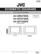 Buy JVC 52116SCH Service Schematics by download #122463