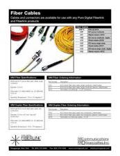 Buy COMMUNICATIONS SPECIALITIES INC SS-FIBERCABLES by download #120075