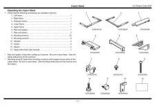 Buy Konica UNPACKCOPIERSTAND Service Schematics by download #136505