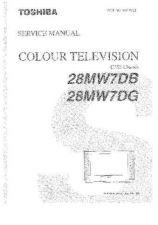 Buy Toshiba 28 TDA6101Q SPK101T Manual by download #170358