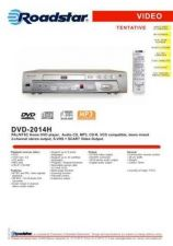 Buy ROADSTAR DVD-2014H by download #128092