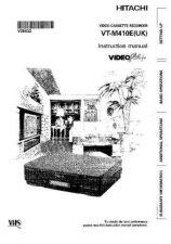 Buy Hitachi VTM430EUK EN Manual by download #171077
