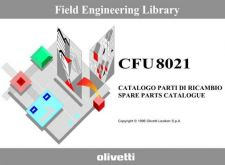 Buy OLIVETTI CFU 8021 Service Manual by download #138478