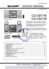 Buy Sharp CD-CPC470-C480H-E SM GB(1) Manual by download #179993
