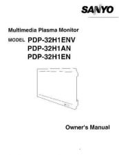 Buy Sanyo PC27S90(SS780028-00) Manual by download #174650