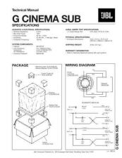 Buy HARMAN KARDON S310 STUDIO SERIES TS Service Manual by download #142991