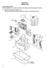 Buy JVC GR-SXM257-SXM357-SXM757 part CDC-1441 by download #155808