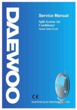 Buy DAEWOO SM DSB-123AH (E) Service Data by download #146545