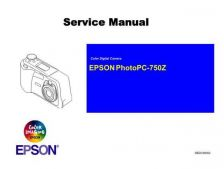 Buy MODEL PC750Z Service Information by download #124386