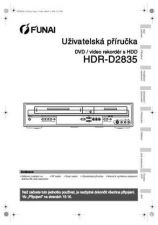 Buy Funai HDR-D2835 E434EED CS 0303 BYR1 Operating Guide by download #162649