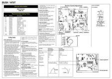 Buy Bush 1470T Schematics plus by download #146359