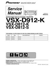 Buy PIONEER R2732 Service Data by download #149727