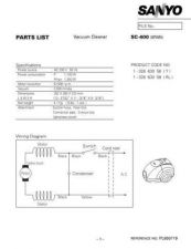 Buy Sanyo SC-B1211(pl6510311)pdf Manual by download #175284