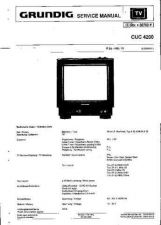 Buy MODEL GRUNDIG CUC 4200 PAGES1-2 Service Information by download #124167